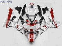 Мотоцикл Обтекатели для Honda CBR 929 900 RR 929RR 00 01 900 2000 2001 CBR900RR ABS Пластик обтекателя Kit Кузов красный, белый A170