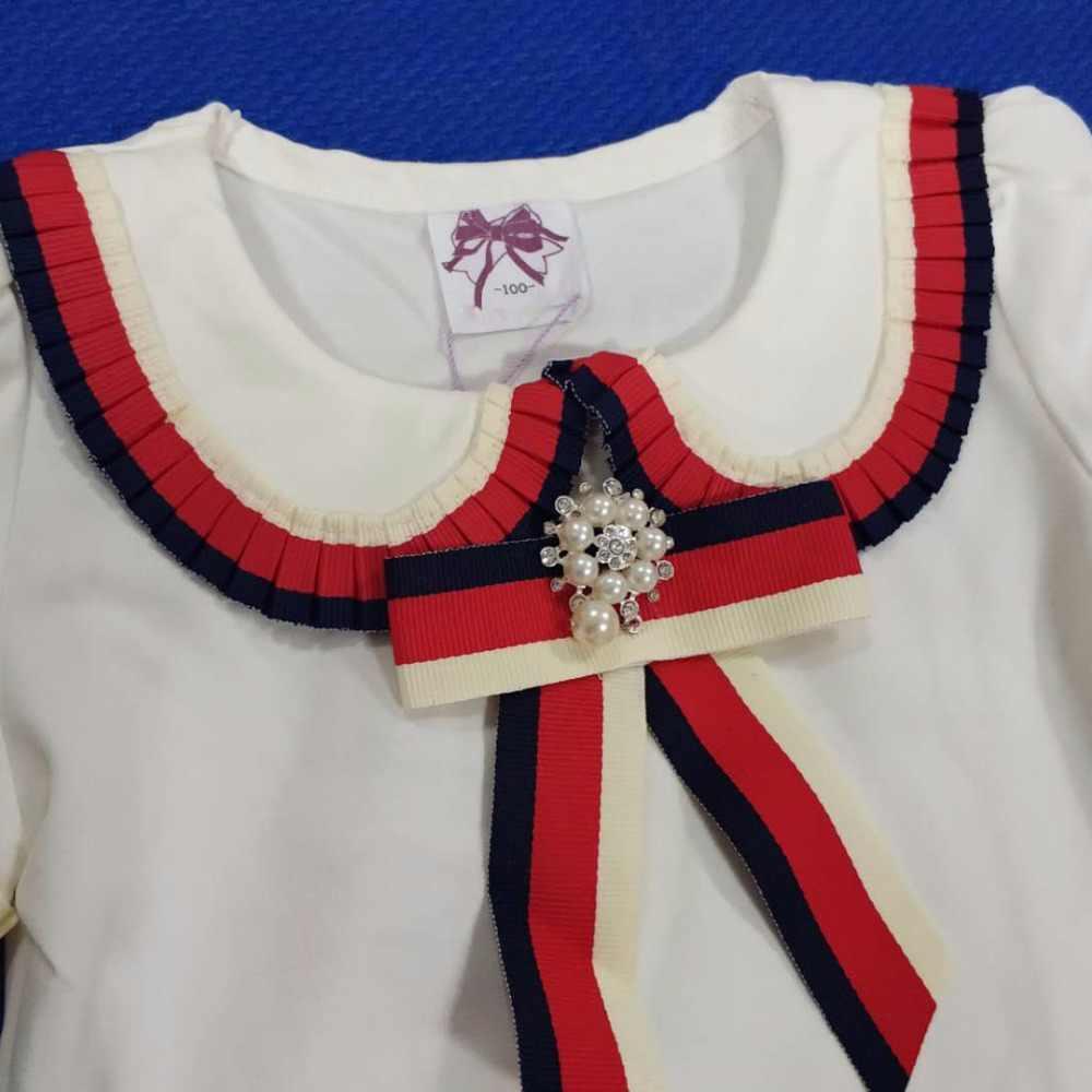 2018赤ちゃんの女の子3から8年の誕生日衣装子供の女の子の初聖体ドレス子供パーティー摩耗フラワーガールドレス100センチ-140センチ