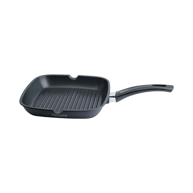 Сковорода-гриль Rondell RDA-872 24х24 см   антипригарное покрытие