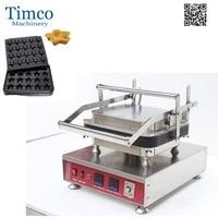 Cheese Tart Shell Maker 30pcs Star Shape Digital Snack Food Machine Tartlet