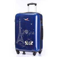 Turystyczna Koffer Walizka чемодан кабина Com Rodinhas красочные мала Viagem Карро тележка Maleta чемодан Чемодан 20 24 дюймов