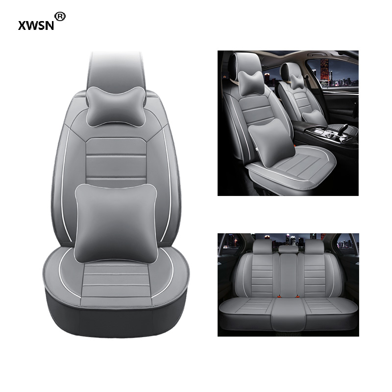 Universal car seat covers for infiniti fx jaguar xf hummer h2 for chrysler 300c voyager geely emgrand ec7 Car seat protector