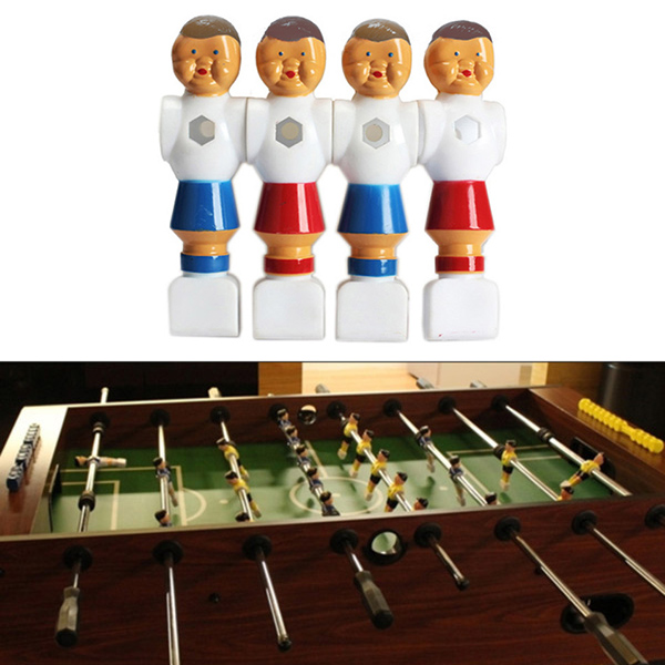Rod Foosball Soccer Table Football Men Player Replacement Parts   XR-Hot