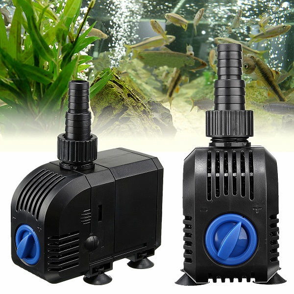 1X 7W-500LPH,8W-600LPH Electric Submersible Water Pump 220V Fish Tank Aquarium Garden Pond Fountain Rockery Water Pumps submersible pump clb 5500 plastic rockery aquarium water changes home landscaping pond pumps