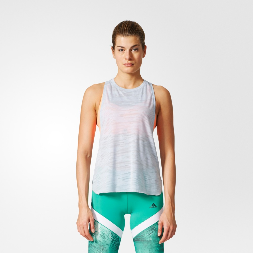 Female Shirt Adidas BK2641 sports and entertainment for women sport clothes