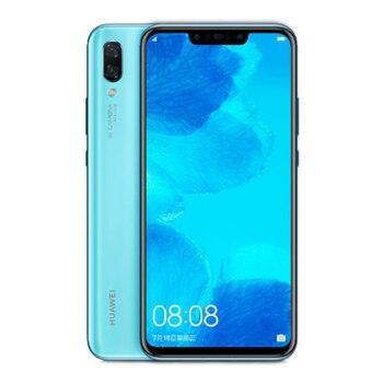 Перейти на Алиэкспресс и купить Huawei Nova 3 4 ГБ/128 ГБ Blue Dual SIM