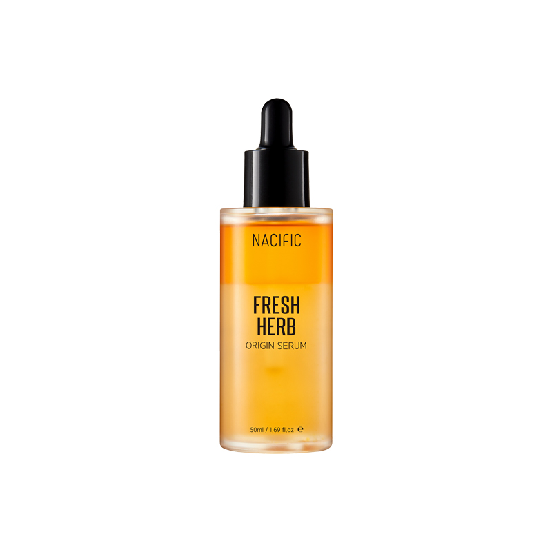 Facial Serum - Fresh Herb Origin Serum (Nacific Skin Care Korea Cosmetic Essence Toner Moisture Cream Face)