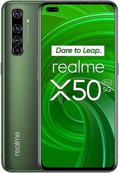 Перейти на Алиэкспресс и купить Realme X50 Pro 5G 128 Гб Dual Sim зеленый