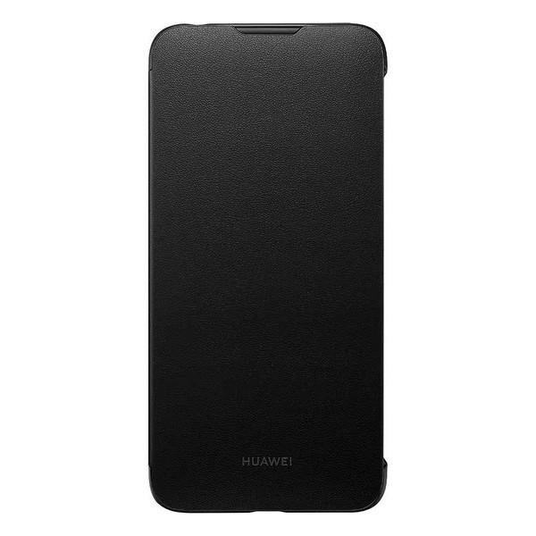 Folio Mobile Phone Case Huawei Y6 2019 Flip Cover Black