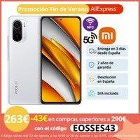 POCO F3 5G (128GB 6GB RAM / 256GB 8GB RAM Qualcomm Snapdragon 870 Android, Nuevo Móvil Smartphone Versión Global