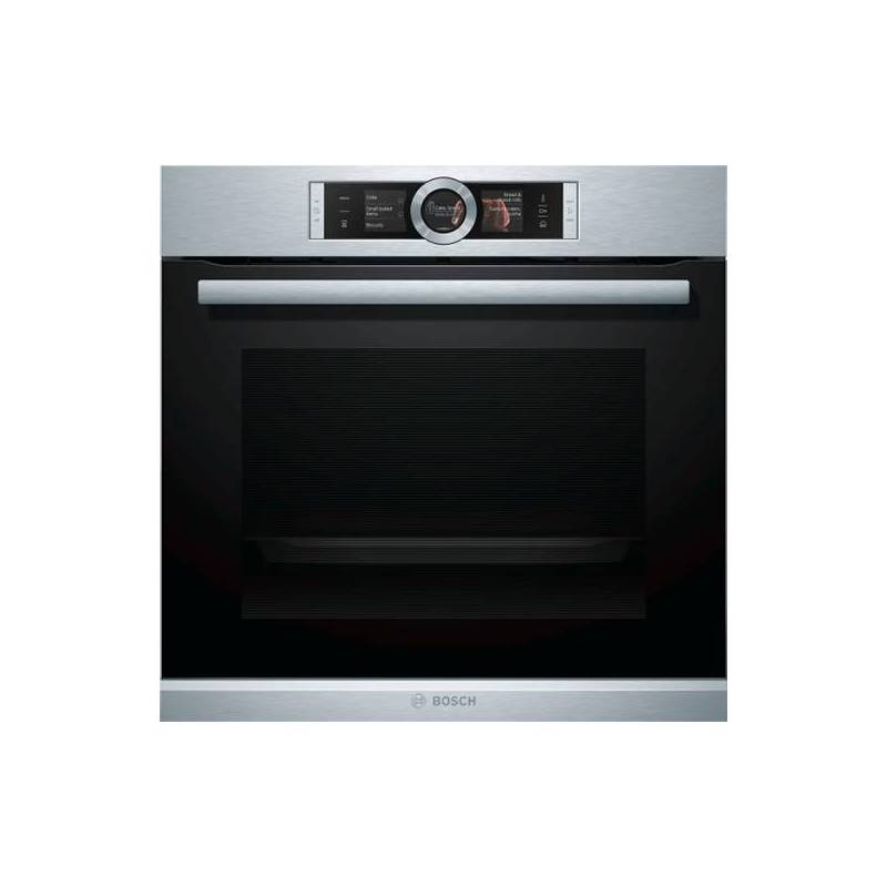 Pyrolytic Oven Bosch HRG6767S2 71 L 3600W Black Inox