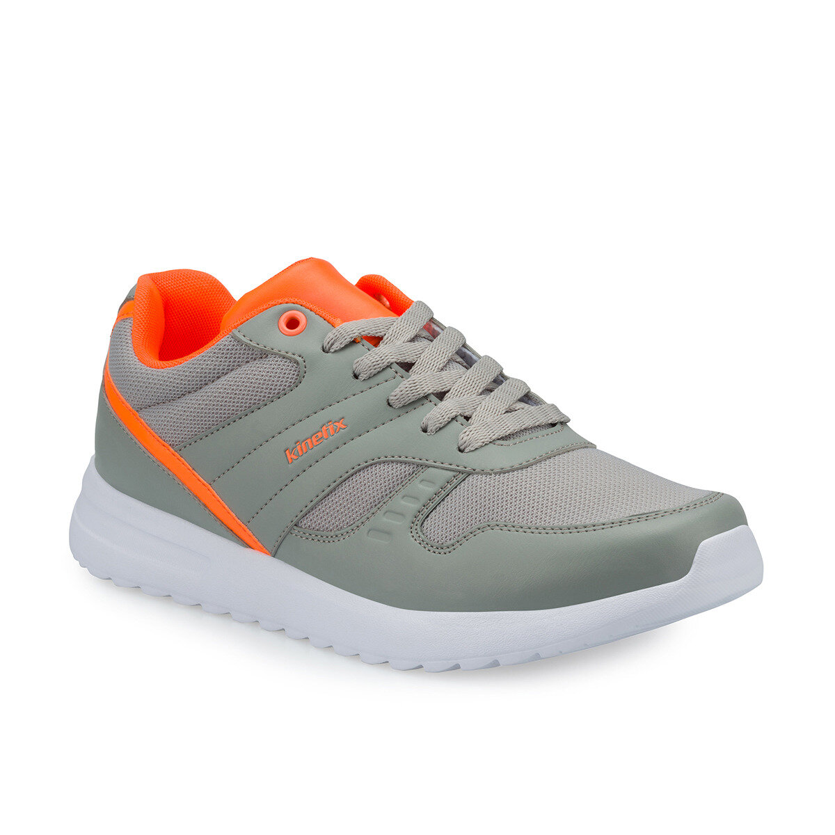 FLO RANDI MESH M Gray Men 'S Sneaker Shoes KINETIX