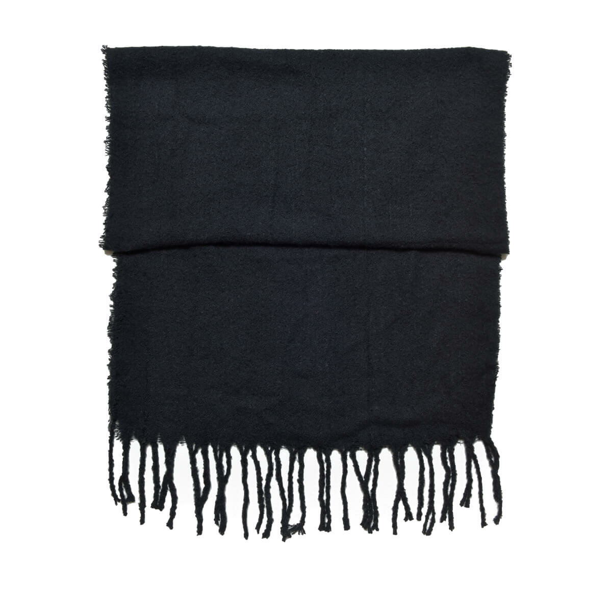 FLO SAL 11129 85Z Black Women Shawl BUTIGO