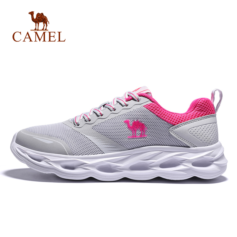 CAMEL Running Shoes Men Lightweight Breathable Sneaker Sports Shoes Comfortable Non Slip Running Shoes For Outdoor