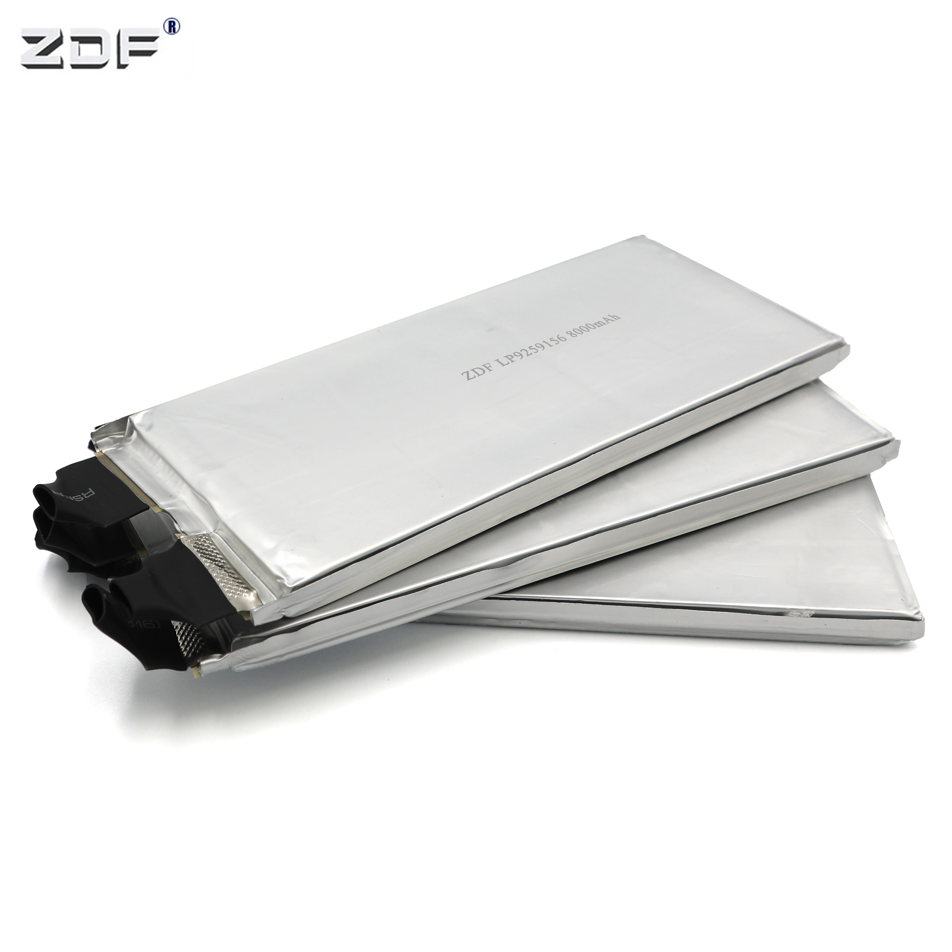 ZDF 3.7V 5000mAh <font><b>6000mAh</b></font> 8000mah 10000mAh 12000mAh 16000mAh 25C 35C 50C <font><b>lipo</b></font> battery cell for diy RC UAV Drone 2S <font><b>3S</b></font> 4S 5S 6S image