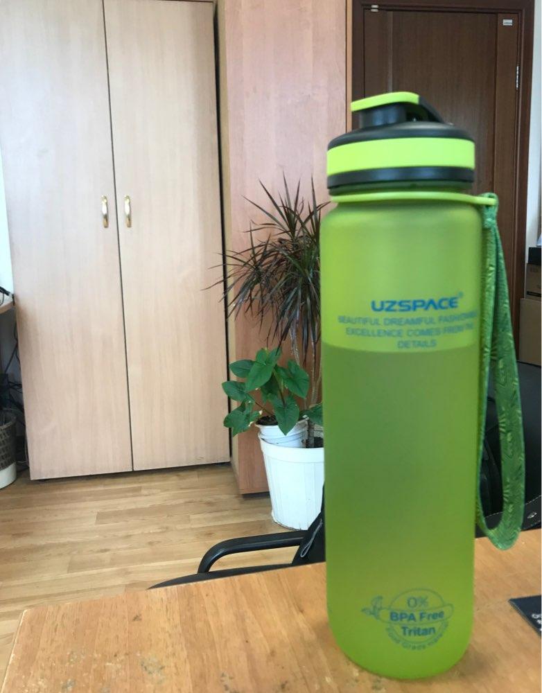 Water Bottles 650ml 1000ml Drinking Water Portable Leakproof Plastic Shaker My Sport Drink Bottle Tritan BPA Free Limited Stock-in Water Bottles from Home & Garden on AliExpress