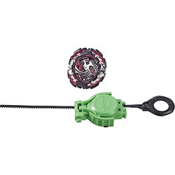 Spinning Top Beyblade Слингшок with trigger Awesome Phoenix P4