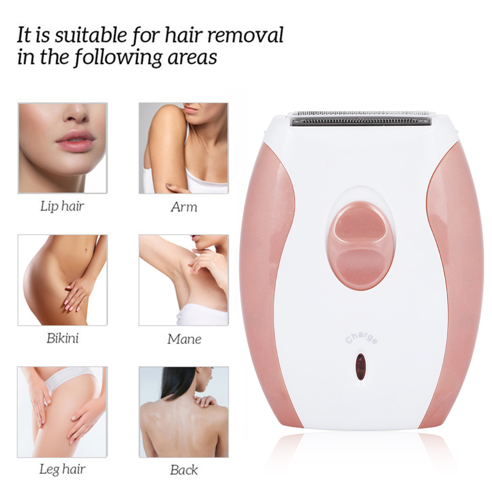 Mini Electric Epilator Women's Shaver Razor Electric Rechargeable Lady Shaving Trimmer Hair Removal Machine for whole body