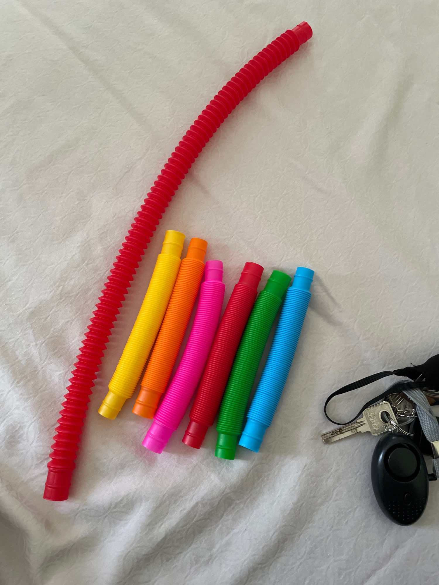 Mini pop tubo 1pz