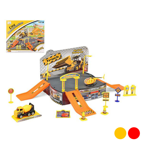 Track With Ramps City Truck