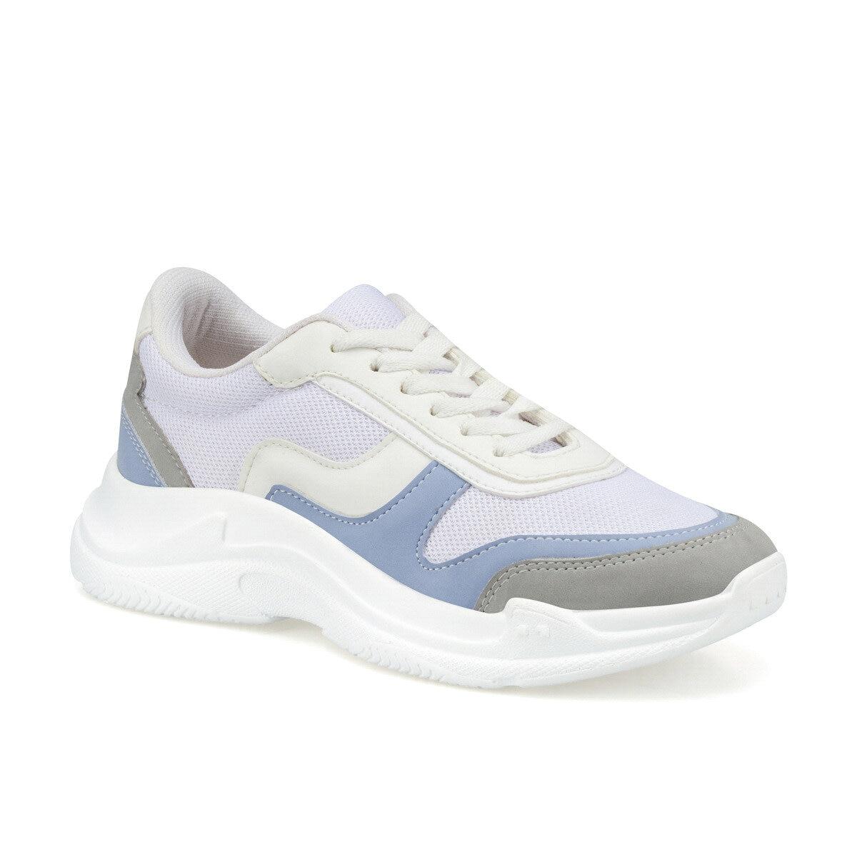 FLO 315617.Z White Women 'S Sports Shoes Polaris