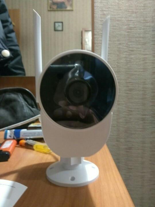 -- Panorâmica Câmera Vigilância