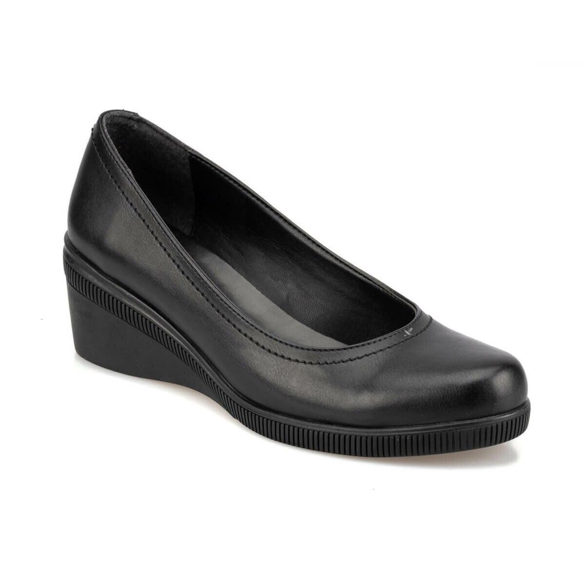 FLO 92.314095.Z Black Women Gova Shoes Polaris