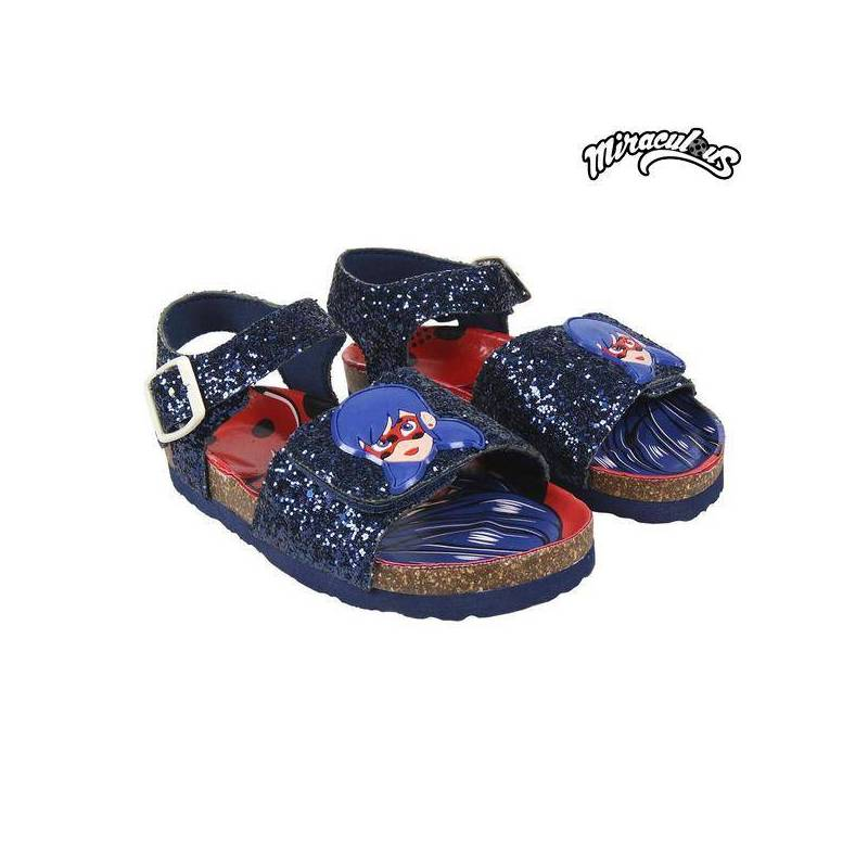 Infant Sandals Lady Bug 73855