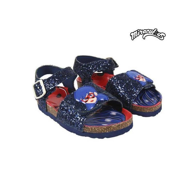 Infant Sandals Lady Bug 73855