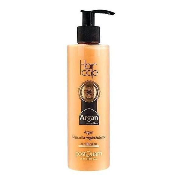 Hydrating Mask Argan Sublime Hair Care Postquam (225 ml)
