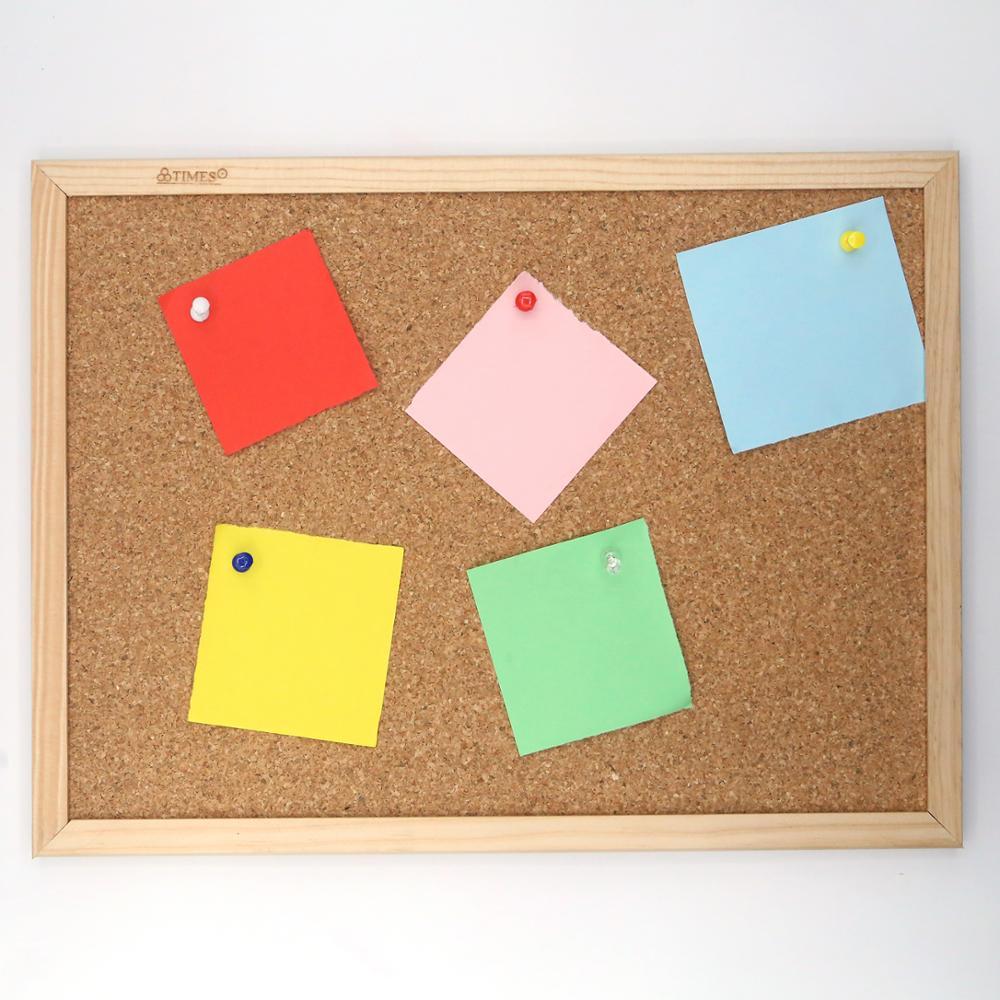 table-en-liege-1ud-a-accrocher-au-panneau-mural-pour-mettre-la-note-cadre-en-bois-de-pin-polyvalent