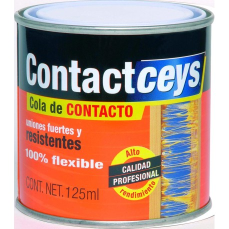 CONTACT QUEUE MULTI. 125 ML ARE CONTACEYS CEYS
