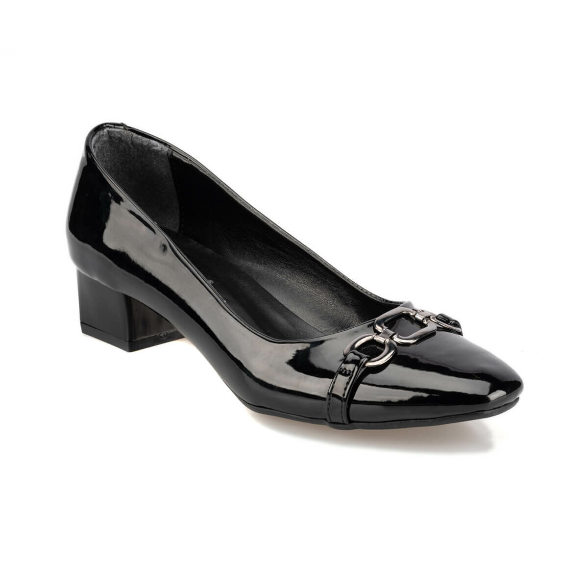 FLO 92.314052.Z Black Women Gova Shoes Polaris