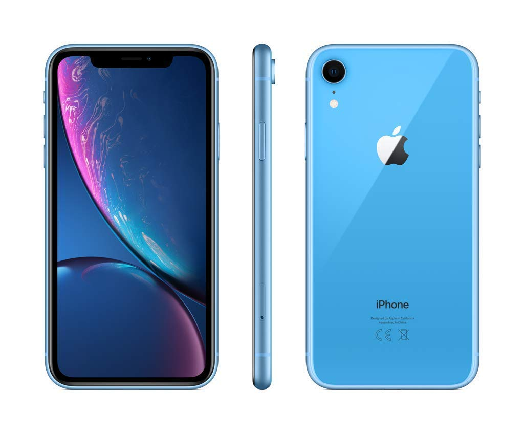 Apple IPhone XR, Band 4G/LTE/Wi-Fi, 64 Hard GB Memoria's Internal, 3 Hard GB RAM, 15,5 Cm (Screen 6.1