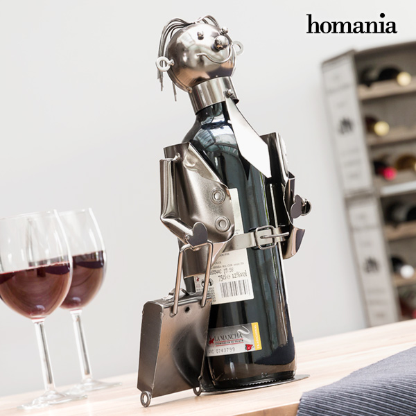 Businessman By Homania Metal Wine Rack