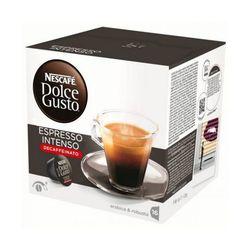 Coffee Capsules Nescafé Dolce Gusto 60924 Espresso Intenso Decaffeinato (16 uds)