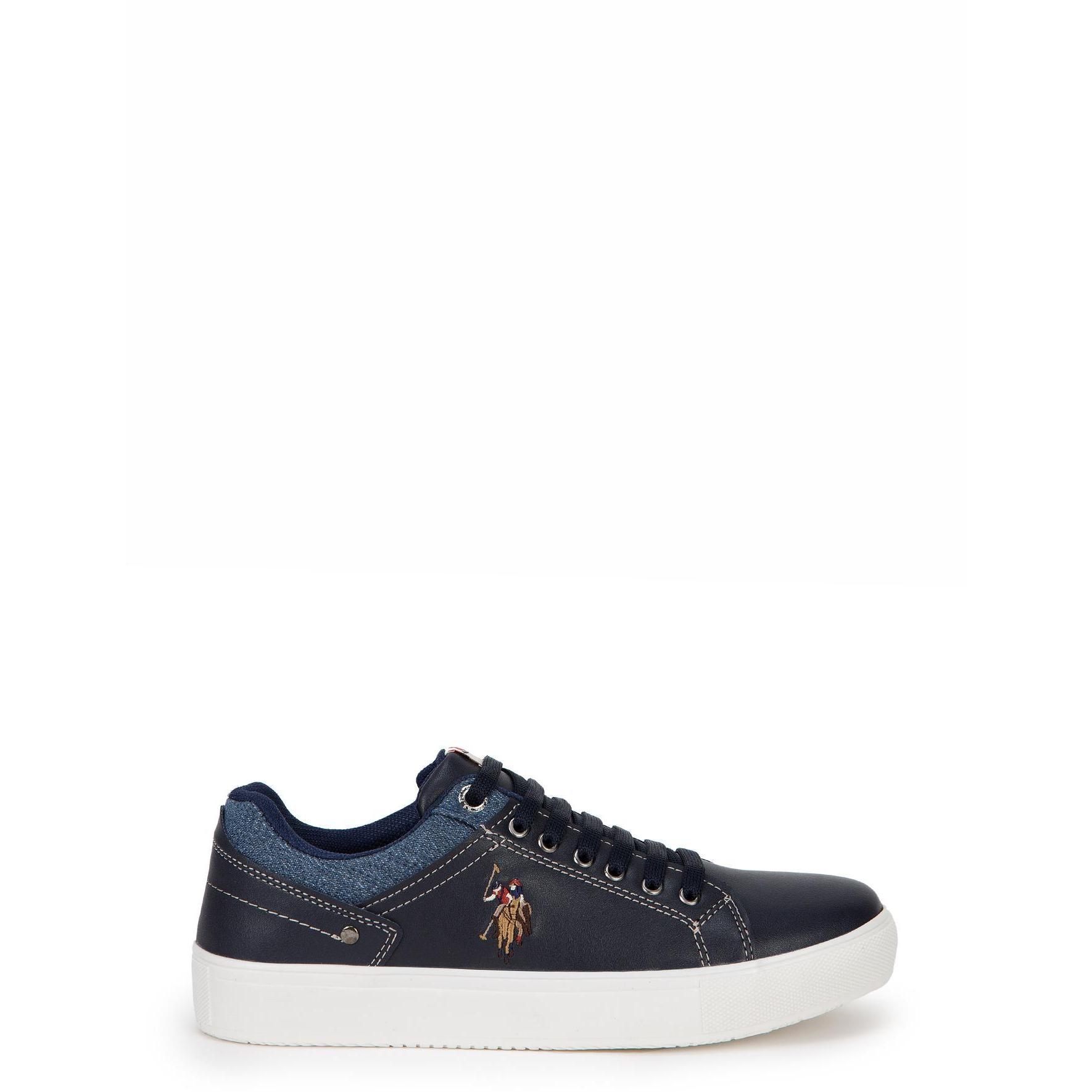 حذاء يو اس بولو اسن ازرق كحلي 50224923 VR033|أحذية التزلج| - AliExpress
