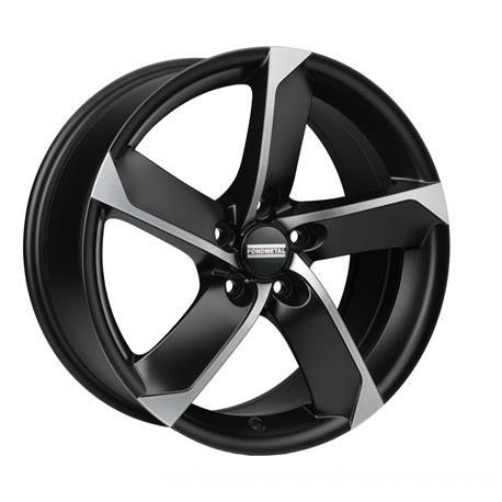 7900 Tires Polished FONDMETAL 8.00x18 5X112 ET48 Bushing 57.1