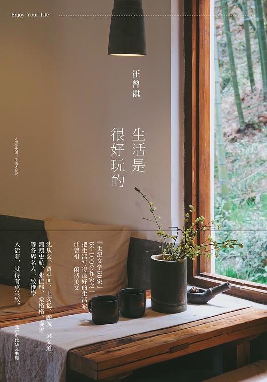 《生活是很好玩的》汪曾祺【文字版_PDF电子书_下载】