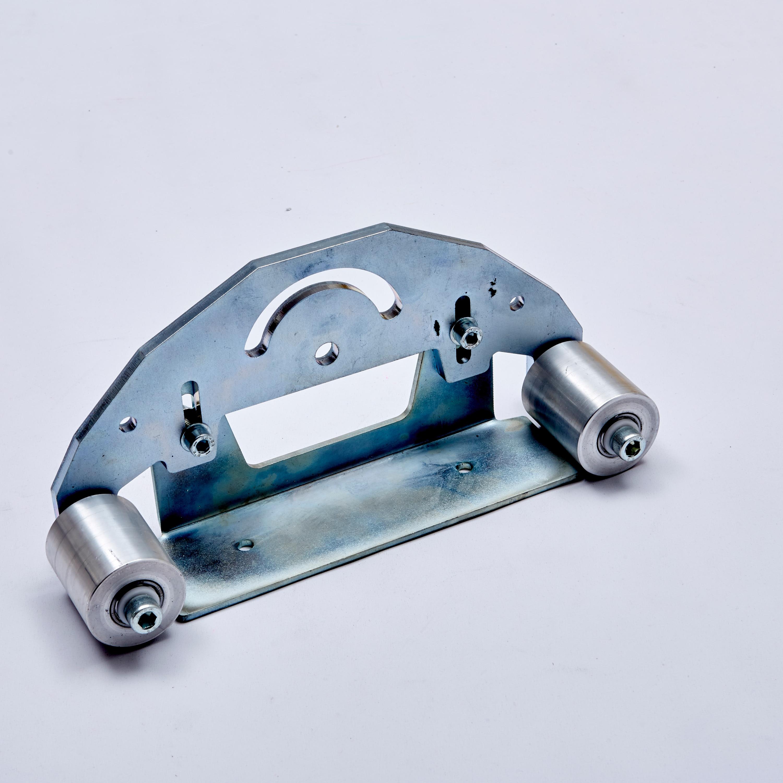 TR MAKER Belt Grinder D-Backing Plate For 2x72