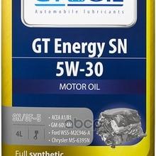 GT OIL Масло Моторное Синт. Gt Energy Sn 5w-30, 4л 8809059407257