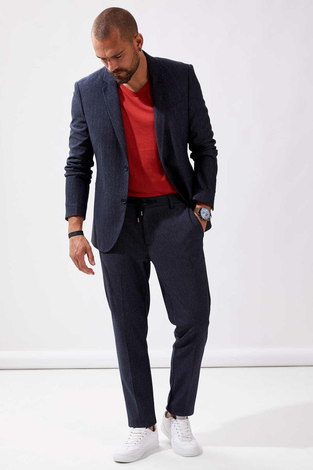 DeFacto Man Trousers-L6864AZ19AU