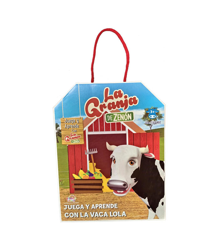 Play And Learn With Cow Lola Toy Store