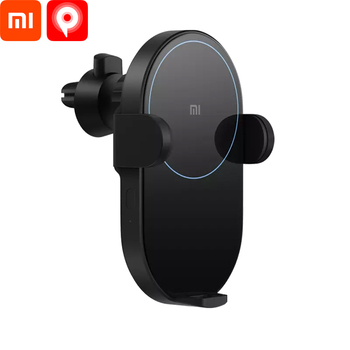 Xiaomi car charger wireless charger/car charger fast charger/20W charger/20W high speed wireless charger/car charger cellphone phone bracket/cellphone bracket фото