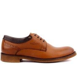 Segel Lakers-Tan Leder Männer Casual Schuhe