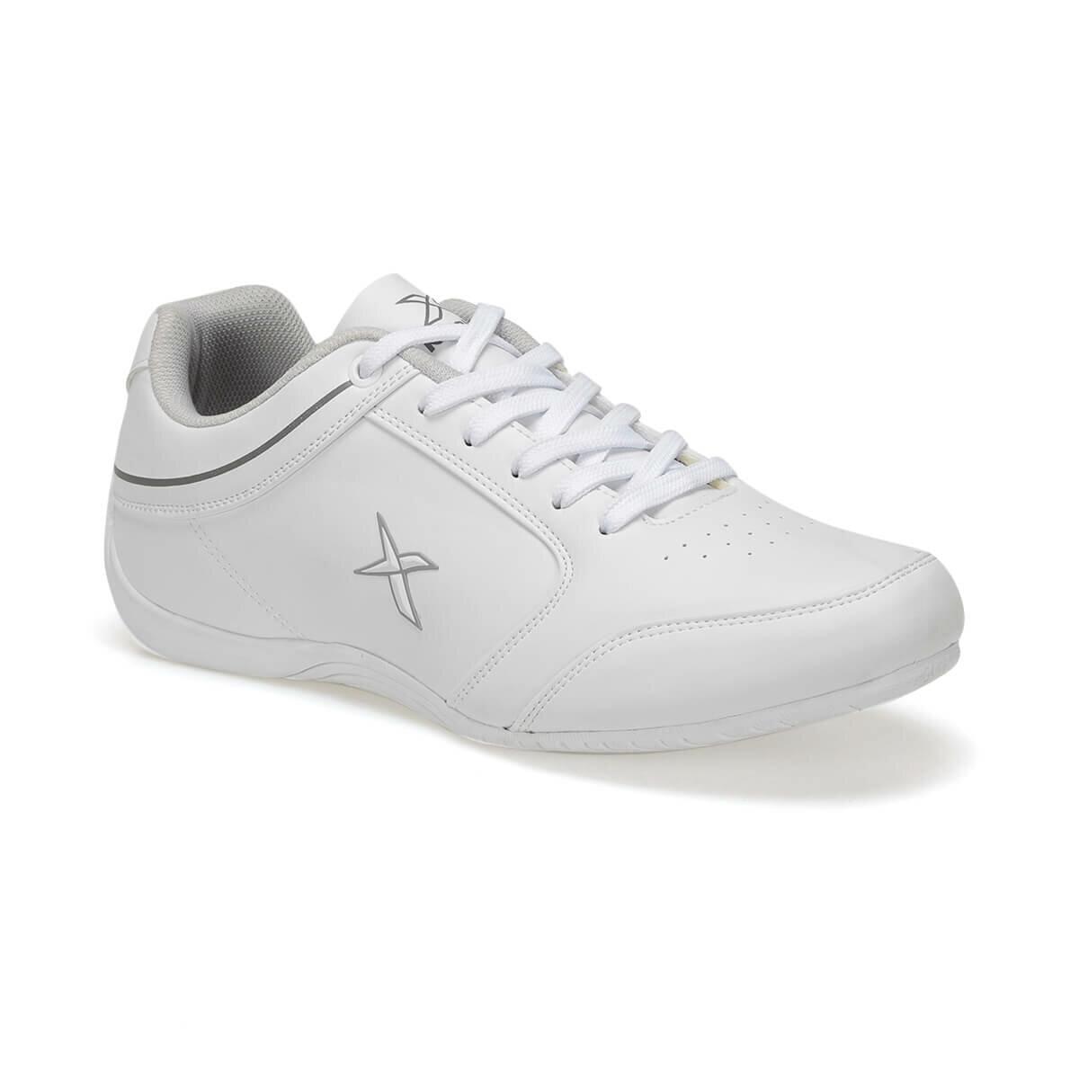 FLO Men Sneakers White Black Casual Sport Comfortable Fashion Durable Male Footwear Shoes Мужские кроссовки RONY M 9PR KINETIX