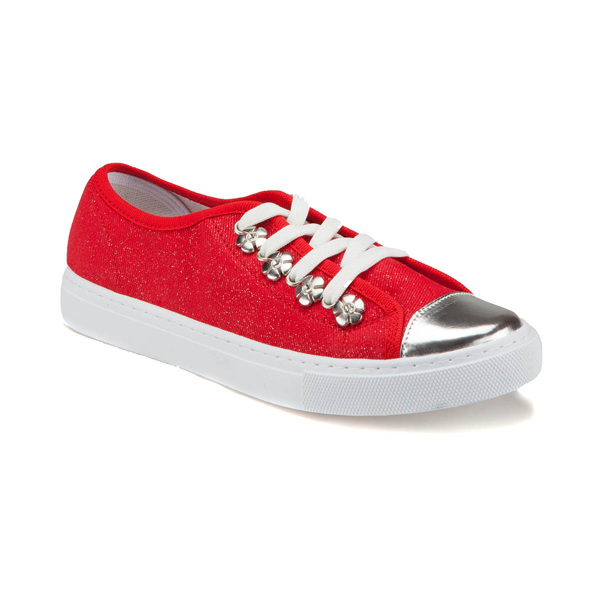 FLO U1650 Z Red Women 'S Sneaker Shoes Carmens title=