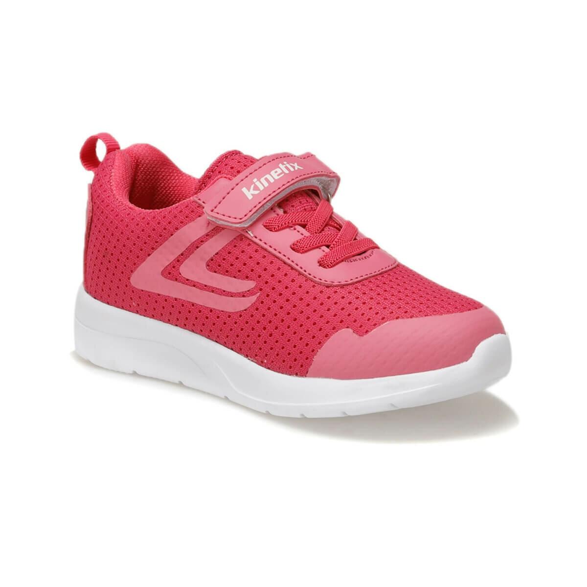 FLO BLANG Fuchsia Girl Boy Walking Shoes KINETIX