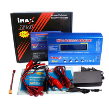 Erilles IMAX B6 Balance Charger Discharger For RC Helicopter Re-peak NiMH NiCD NiCd PB Li-ion Battery + 12V 5A Adapter