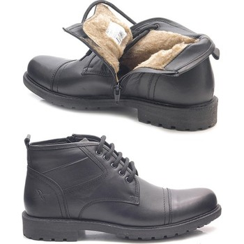 boots slack london сапоги короткие Kinetix Aralt Black Men Leather Boots ботинки обувь мужская zapatos de hombre hommes chaussures резиновые сапоги